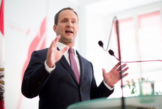 PK angekündigt: Strolz vor Rücktritt