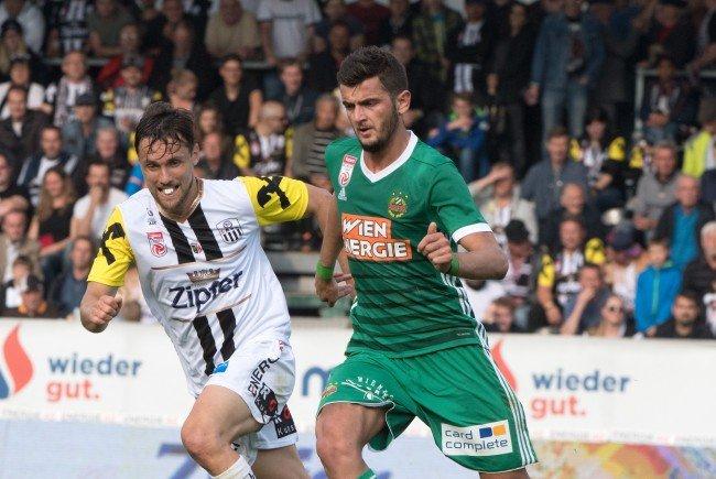 Die Stimmen zum Spiel LASK Linz gegen SK Rapid Wien.