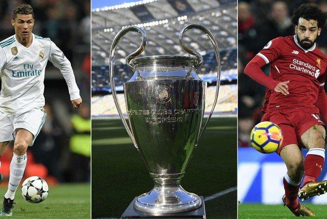 Ronaldo gegen Salah - Das CL-Finale 2018 in Kiew könnte ein heißer Offensiv-Tanz zwischen Real Madrid und dem FC Liverpool werden.