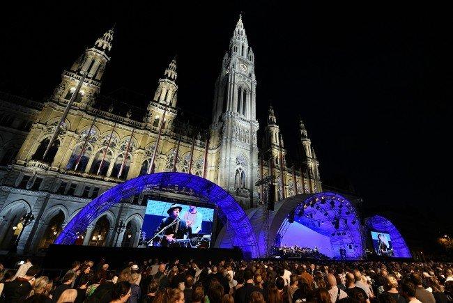 48.000 Besucher kamen zur Eröffnung der Wiener Festwochen 2018.
