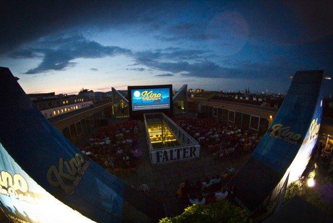 Das Kino am Dach hat auch 2018 zahlreiche Filmhighlights zu bieten.
