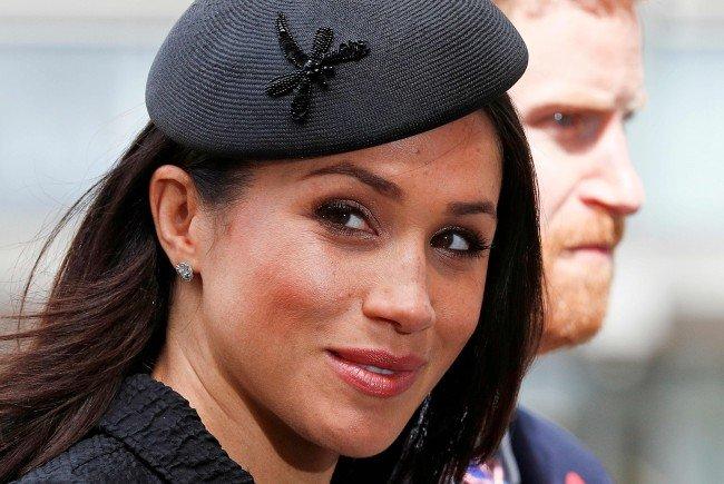 Meghan Markle ist entfernt mit Prinz Harry verwandt.