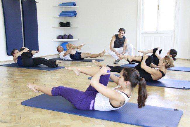 Gratis eine Schnupperstunde zum Internationel Pilates Tag in Wien besuchen.