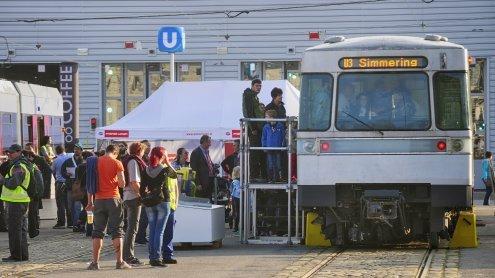 Wiener Linien laden zum U-Bahn-Tag: Das Programm im Überblick