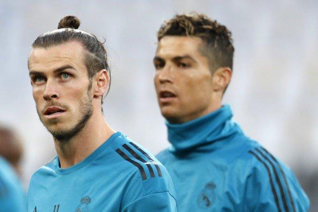 Denken Gareth Bale (links) und Christiano Ronaldo (rechts) darüber nach, Madrid zu verlassen?