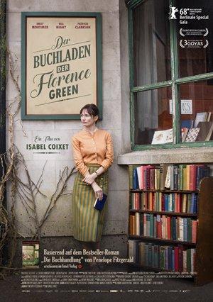 Der Buchladen der Florence Green – Kritik und Trailer zum Film