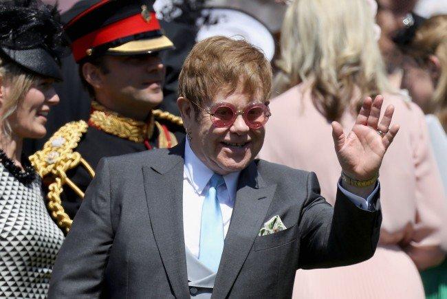 So lief der Empfang nach der Hochzeit von Prinz Harry und Meghan Markle ab.