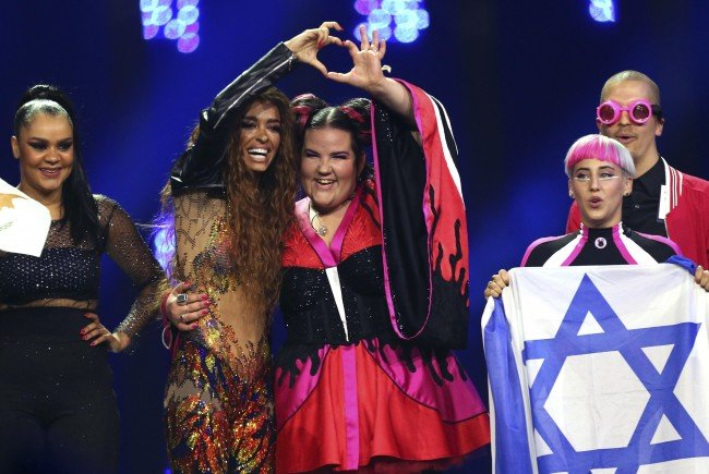 Zypern und Israel gelten als Favoriten beim Eurovision Song Contest 2018.