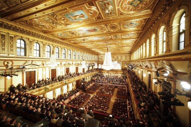 Das Finale der mehrtätigen Veranstaltung fand im Wiener Musikverein statt.