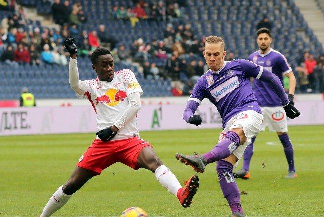 LIVE-Ticker zum Spiel Austria Wien gegen Red Bull Salzburg ab 17.30 Uhr.