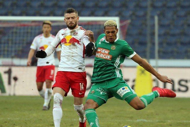 Live-Stream und TV-Übertragung zum Match Rapid Wien gegen Red Bull Salzburg.