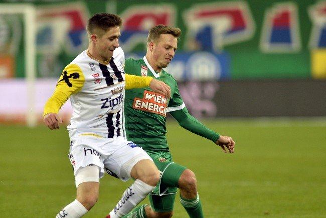 LIVE-Ticker zum Spiel LASK Linz gegen SK Rapid Wien ab 16.00 Uhr.