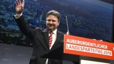 Wien. Neo-Bürgermeister Ludwigs Sprecher sind fix