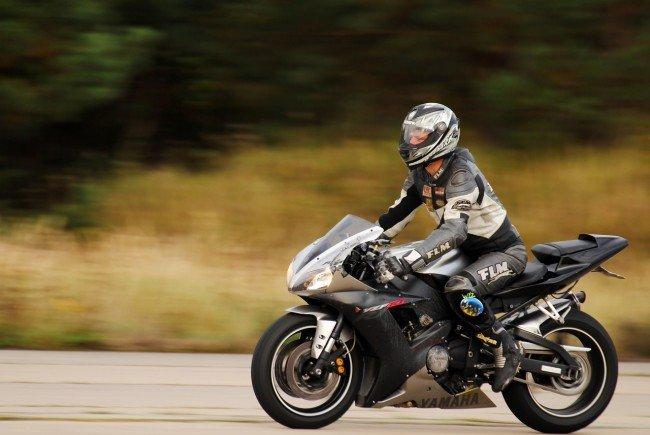 Die schönsten Motorrad-Touren rund um Wien.