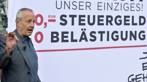 Sexuelle Belästigung: Verfahren gegen Peter Pilz wurde eingestellt