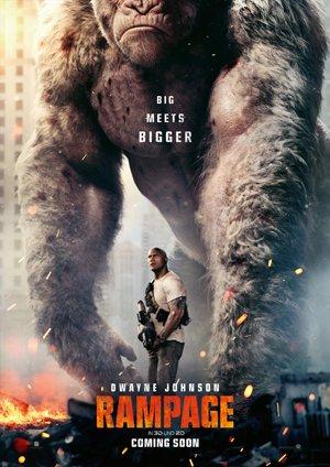 Rampage – Big meets Bigger: Kritik und Trailer zum Film