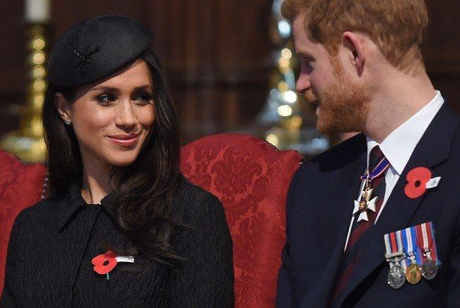 Das ist der Zeitplan zur royalen Hochzeit von Prinz Harry und Meghan Markle.