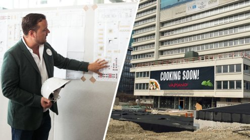 Vapiano-Filiale am Wienerberg lockt mit neuem Bezahlsystem
