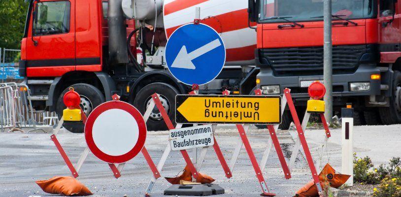 Der Baustellensommer 2018 in Wien: Alle Umleitungen und Sperren in den Bezirken