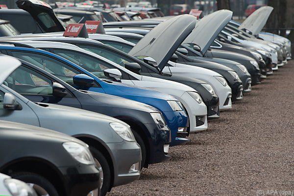 Diesel-Autos immer weniger gefragt