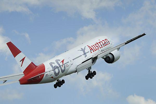Austrian Airlines im Aufwind