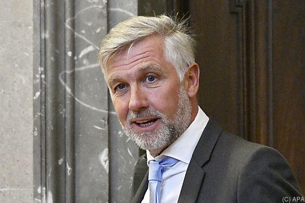 Walter Meischberger wird erneut einvernommen
