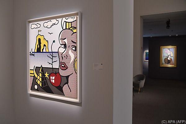 Größte Sammlung an Lichtenstein-Arbeiten nun in New York angesiedelt