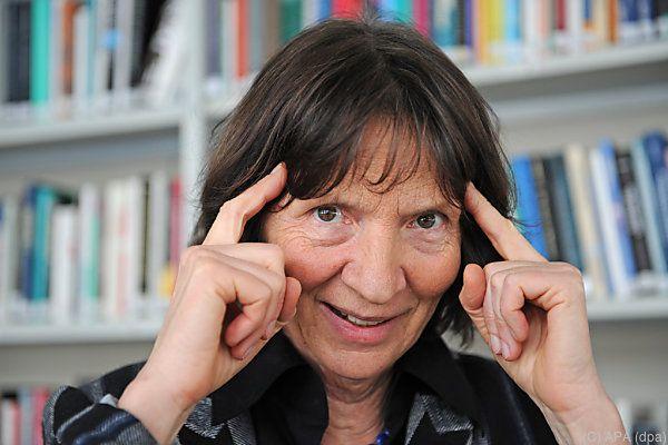Aleida Assmann wurde für Studien zur Erinnerungskultur bekannt