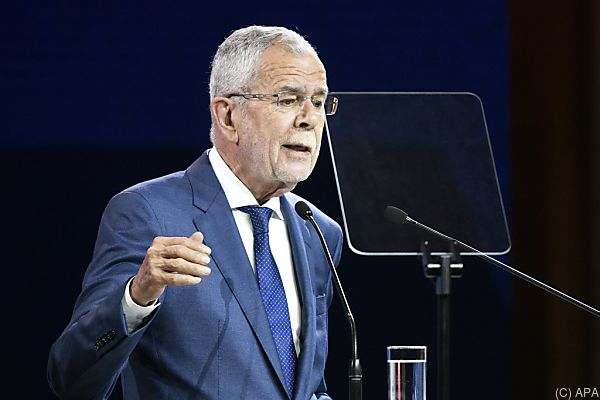 "Van der Bellen sieht bei Umsetzung ""echtes Problem"""