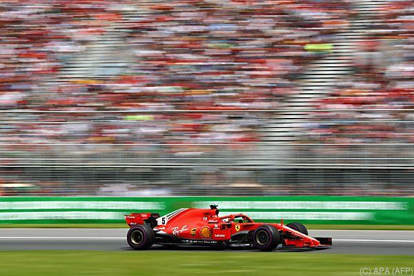 Vettel übernahm die WM-Führung