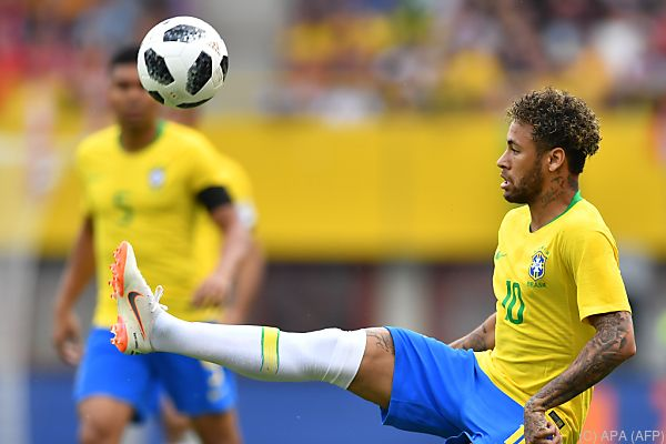 Brasilien für Statistiker klarer WM-Favorit