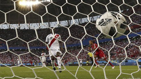 Dänemark nach 1:0 über Peru mit guten Achtelfinal-Chancen
