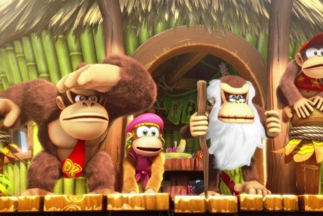 """""""Donkey Kong Country: Tropical Freeze"""" ist ein absolutes Schmankerl."""