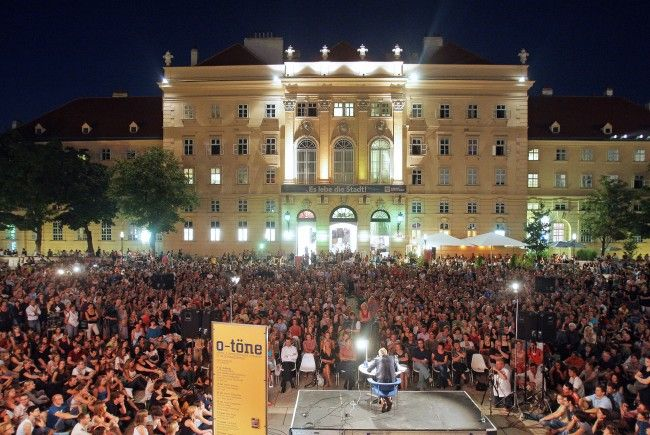 Das Festival beginnt heuter am 12. Juli