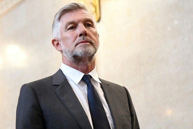 Walter Meischberger ist am 35. Tag des Buwog-Prozesses am Wort.