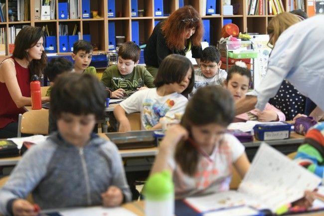 Die geplanten Deutschklassen werden von einer großen Mehrheit der Bevölkerung begrüßt.