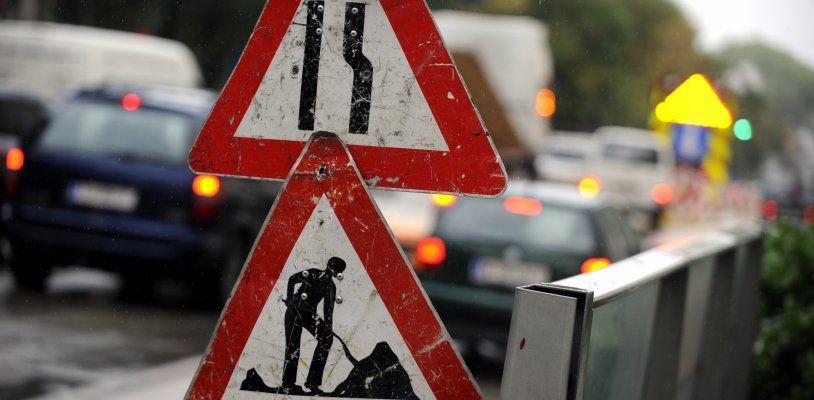Brigittenauer Brücke wegen Sanierungs-arbeiten für drei Monate gesperrt: Stau