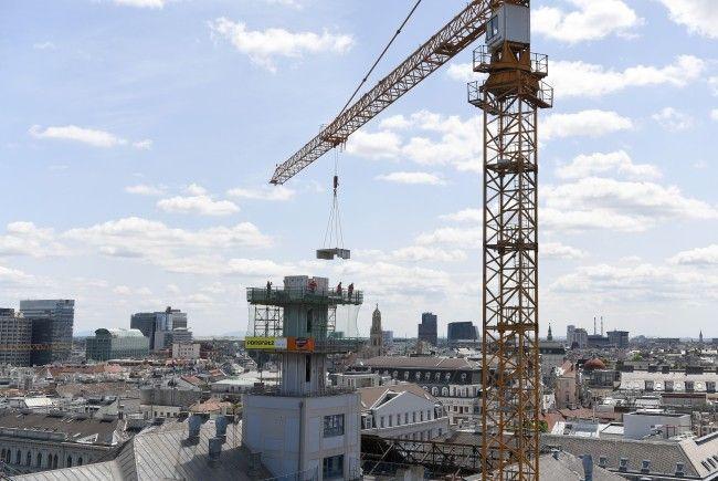 Das ehemalige k.u k. Telegrafenamt am Börseplatz in Wien, wird bis 2019 zu einer Wohnanlage umgebaut.