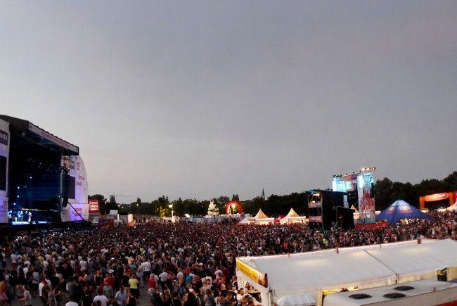 Die App soll Besucher beim Donauinselfest begleiten.