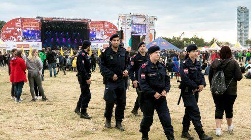Insgesamt nur eine Festnahme am Wiener Donauinselfest '18