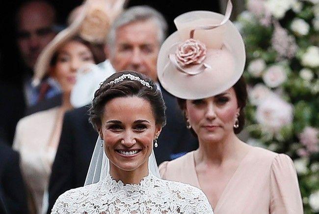 Pippa Middleton, die Schwester von Herzogin Kate, ist schwanger.