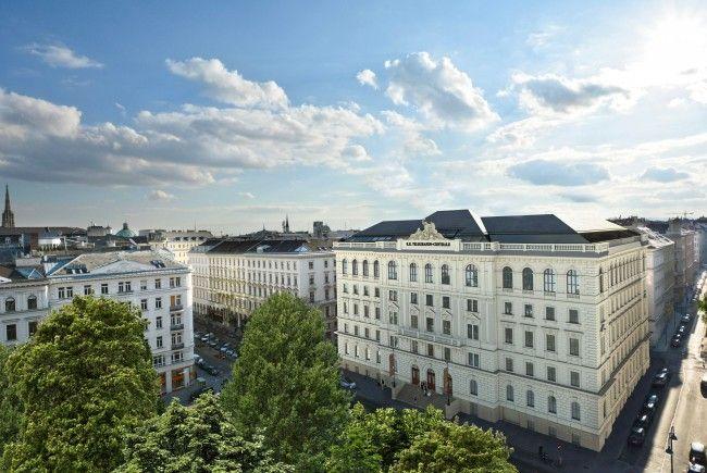 Am Börsenplatz 1 entstehen 39 Edelwohnungen.