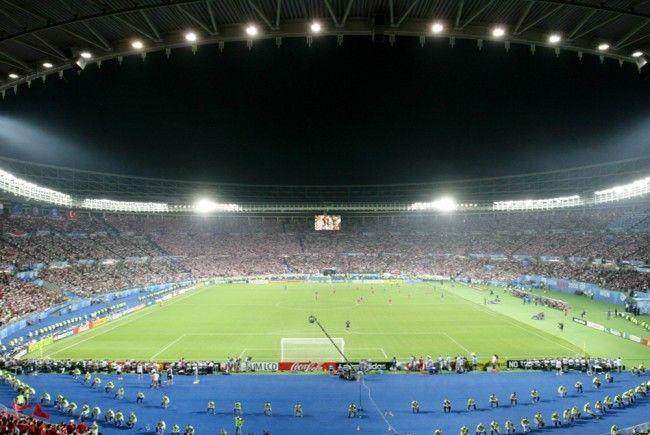 Der ÖFB benötigt einen neuen Mietvertag für das Wiener Ernst Happel Stadion.