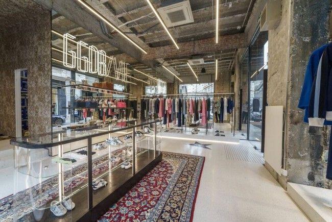 Der neue Flagship-Store von GGDB eröffnet am Bauernmarkt 15 in Wien.