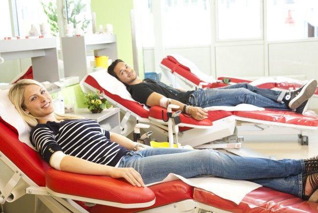 Der Weltblutspendetag steht bevor und das Rote Kreuz möchte auf die Wichtigkeit der Blutspende hinweisen.