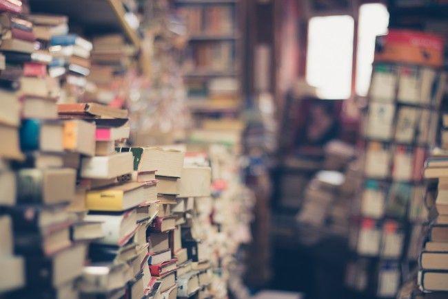 150 Titel wurden für den Österreichischen Buchpreis 2018 eingereicht.