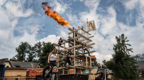 Bier und Whiskey Festival: Bulleit Palooza findet am 30. Juni statt