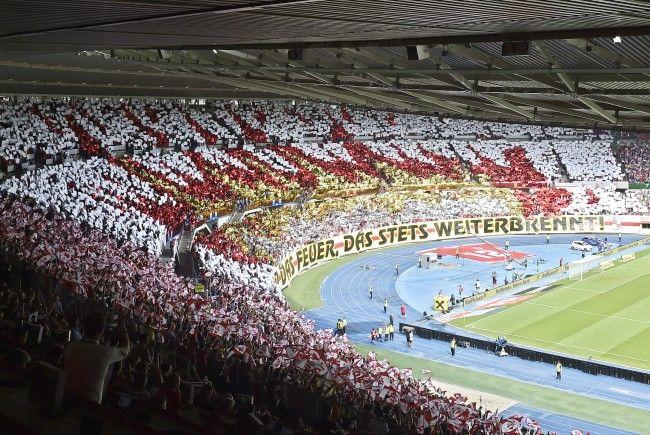 Die ÖFB-Spiele werden weiterhin im Wiener Ernst Happel Stadion ausgetragen.