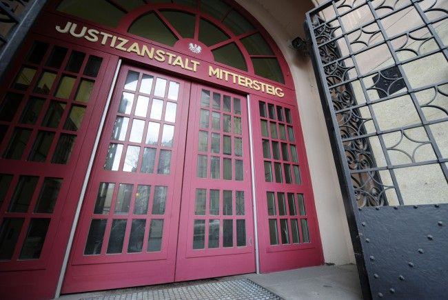 Der Vorfall ereignete sich im September in der Wiener Justizanstalt Mittersteig.