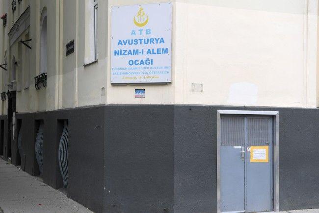 Auch die Moschee in Wien-Favoriten wäre von der Schließung betroffen.